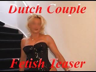 Dutch Couple: Fetish Teaser