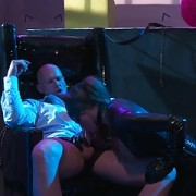 Catwoman and her friend love to experiment with cock and get plenty of pleasure