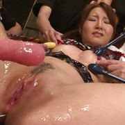 Dirty Asian whore loves to suck cocks