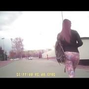 Nice ass in leggins