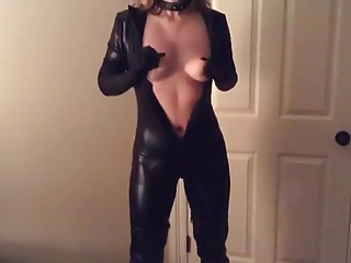 Catsuit & Boots