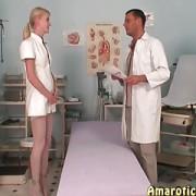 Role Play 12: The Skinny Nurse