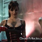 Athena's New Toys part 4 Whipping Femdom