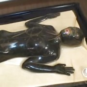 Japanese Latex Catsuit 18 (Vacbed)