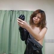 Japanese Latex Catsuit 22