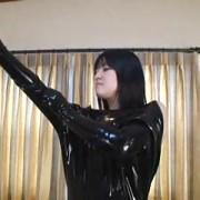 Japanese Latex Catsuit 25