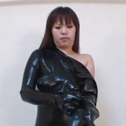 Japanese Latex Catsuit 08
