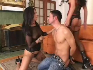 Mistress Dominates
