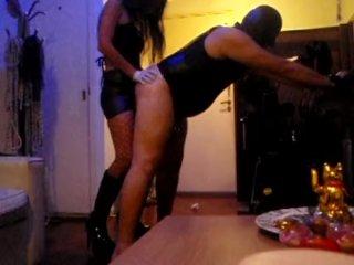Mistress Vero and Slave