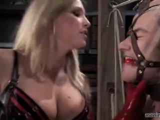 Harmony Rose mistress with strapon